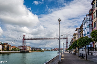 "Puente colgante | by Ipotx Photo """"Thanks for the 1000 followers!!!"""""