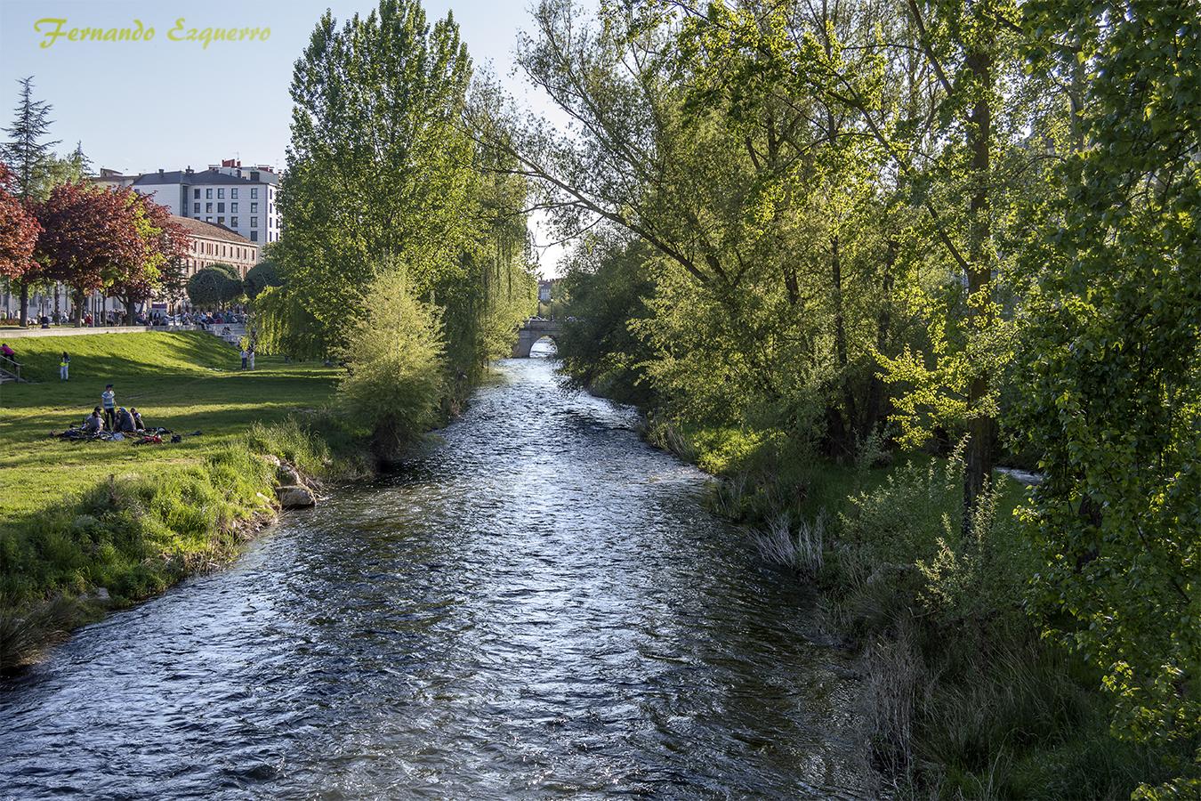 Rio Arlanzón