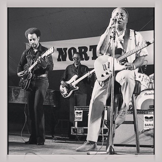 Blues Moments | #MuddyWaters #NorthSeaJazz 1981 [Photo Credit: Bert Lek]