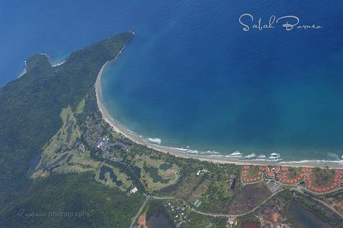 blue beach curve sabah tanjungaru sabahborneo suterahabourresort sabahsunset zakiesphotography zakiesimage sabahlanscape nikond750