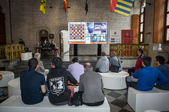 June 17, 2016 - 2:30pm - Photo Credit: Your Move Chess GCT