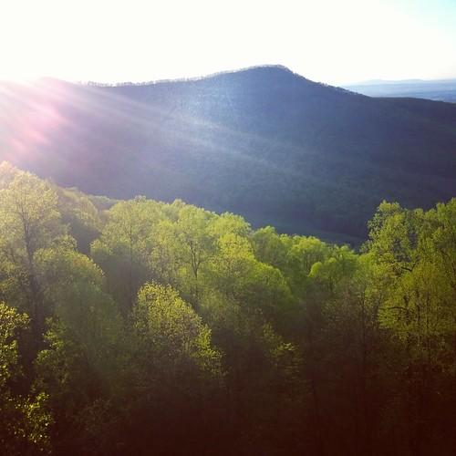 sun mountains va fancygap