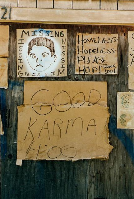 Good Karma $1.00