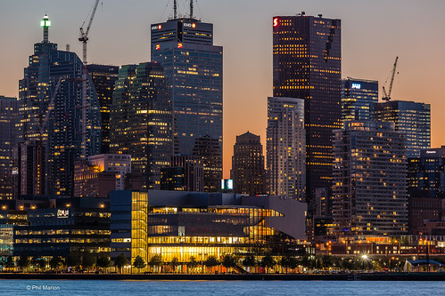 Corus Entertainment and George Brown College Waterfront Campus | by Phil Marion (176 million views - THANKS)