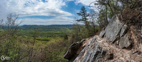 panorama appalachiantrail dragonstooth catawba roanokeva nikon20mm18 nikond750 appalachiantrailoverlooks