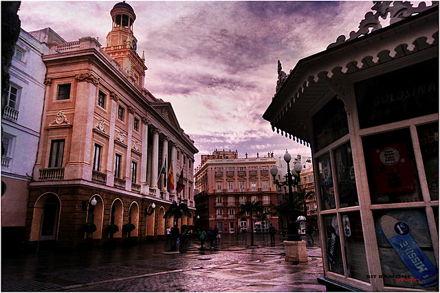 Plaza de S. Juan de Dios, Cádiz