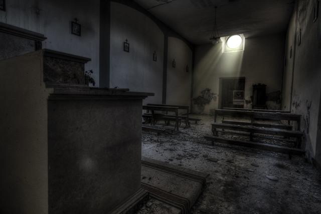 |URBEX| Ex Chiesa S.