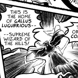 New Pickles and Taft page is up at boulderandfleet.com ALL HAIL THE SUPREME WIZARD OF THE HILLS  #boulderandfleet #picklesandtaft #chicken #wizard | by Jerzy Drozd