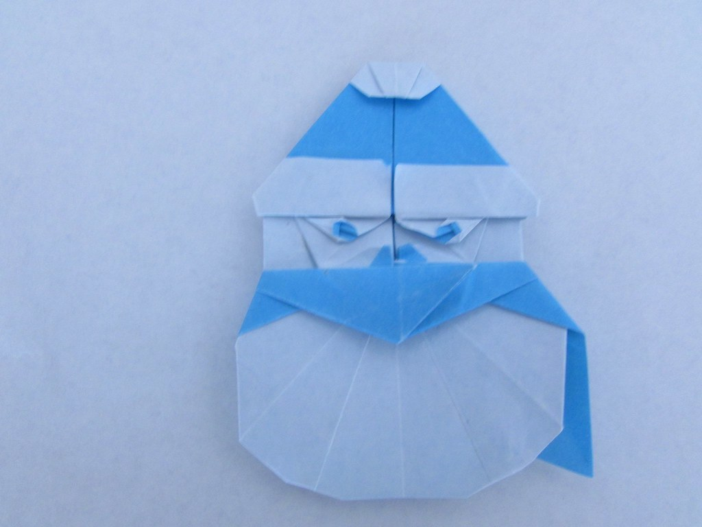 Snow Flakes Origami | Paper Origami Guide | 768x1024