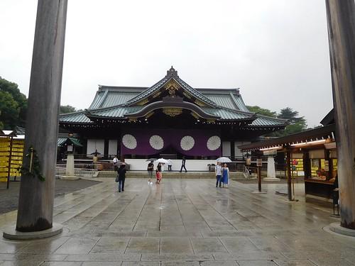 靖国神社拝殿 | by 5eki