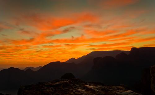 blyderivercanyon mpumalanga drakensbergescarpment southafrica sunrise sabie russellscottimages