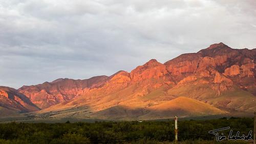 arizona mountain sunrise landscape us unitedstates sansimon chiricahuamountains