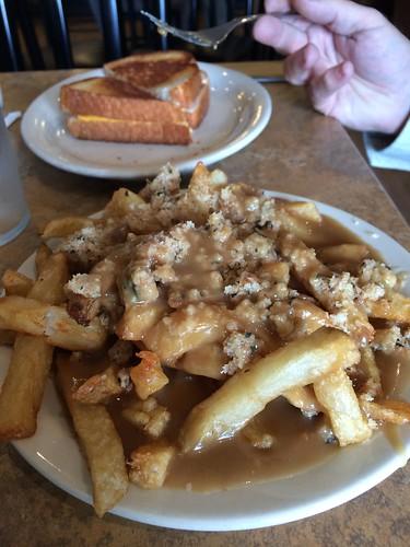 canada newfoundland newfoundlandlabrador clarenville frieswithdressingandgravy