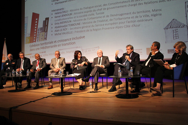 Territorial Cohesion and Inclusive Growth in the Mediterranean