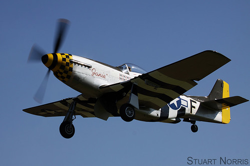 P-51D Mustang Janie The Victory Show 2015 | by stu norris