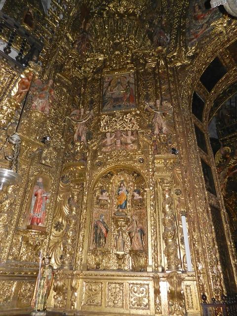 Capilla Santo Cristo Catedral San Martín Orense 06