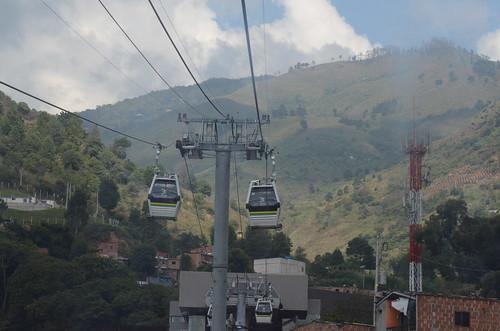 Inauguración de la línea H del metrocable | by Secretaría de Movilidad de Medellín