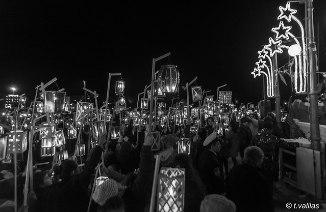 Lanterns on the island of Tinos 3