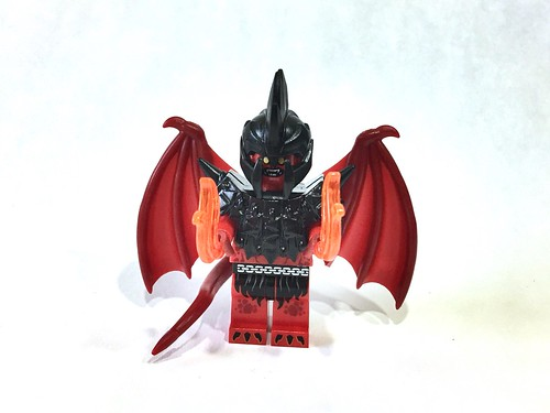 "Fantasy Fig - ""Demon Master"" | by AK_Brickster"