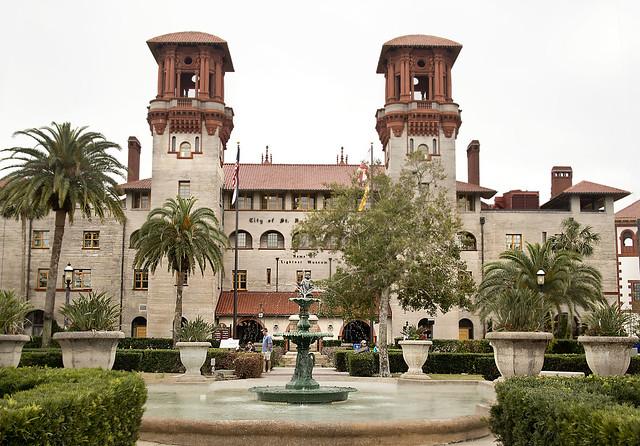 St. Augustine Florida  Lightner Museum