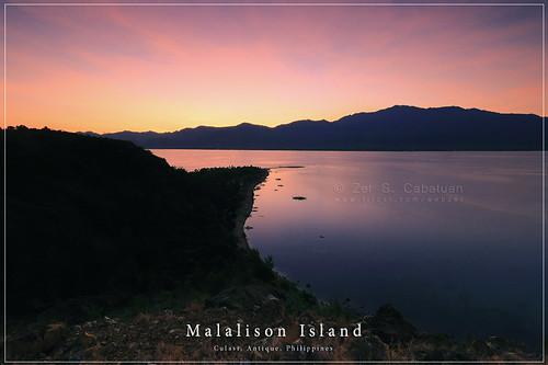 sea sunrise island southeastasia antique philippines visayas culasi webzer malalison akosizer mararison zercabatuan