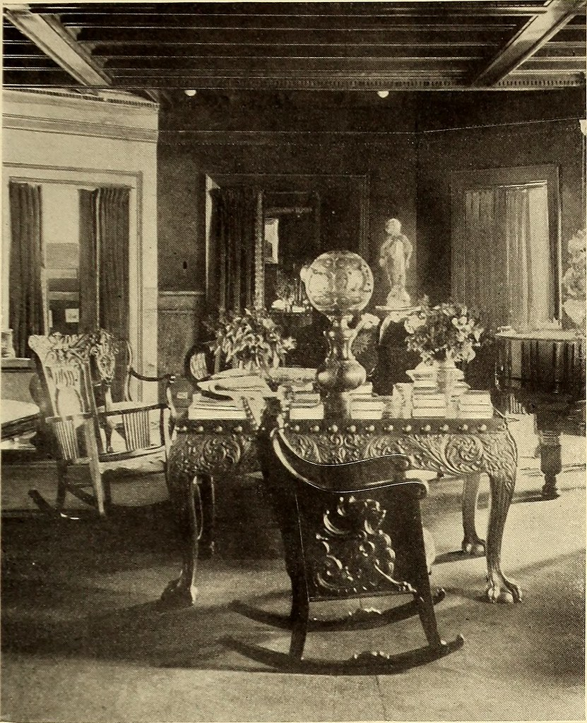 IMAGE FROM PAGE 364 OF AMERICAN HOMES AND GARDENS 1905