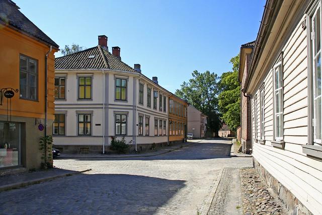 Gamlebyen 2.3, Fredrikstad, Norway