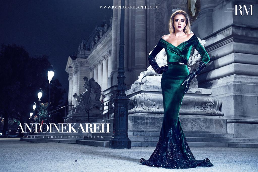 3bfa73de795 rmphotographie-fashion-photographer-photographe-mode-paris-antoine-kareh-high-fashion-dress- robe-haute-couture-green-velvet-verte-velours