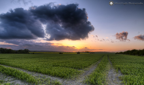 hdr farm clouds sunset green sky sun northeast sunderland castellanus north east silenteaglephotography ep90192021hdr