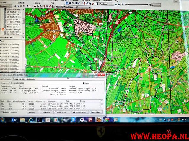 2015-05-02          Hilversum         34.2 Km  (64)