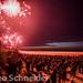Utah Beach Feuerwerk