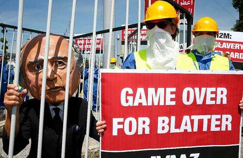 Blatter preside reunión de emergencia con confederaciones | by La Jornada San Luis