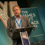 The James Tait Black Prizes - James Shapiro   Winner of the James Tait Black Prize for Biography - James Shapiro © Alan McCredie