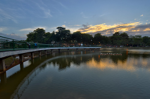 sunset lake tourism photography high interesting nikon scenery dynamic places scene malaysia omar range hdr taman baru johor pasir alam tasik seri bandar gudang hidayat greatphotographers shamsul baharu photoengine oloneo d800e