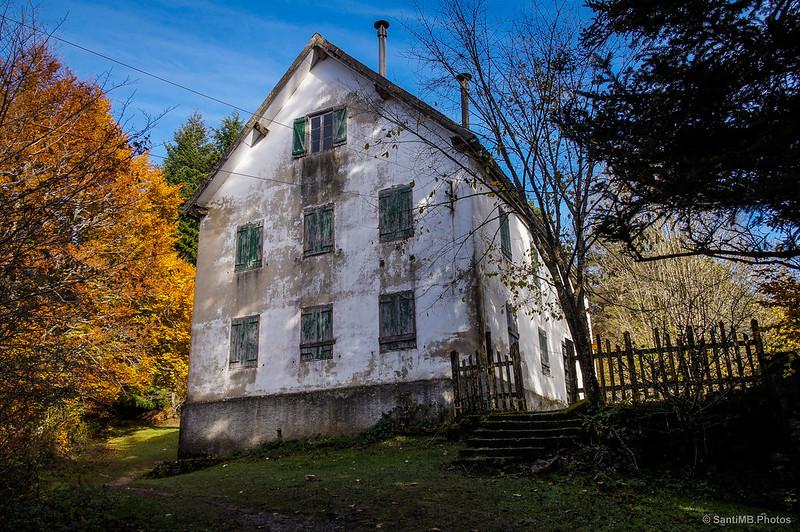 La casa forestal
