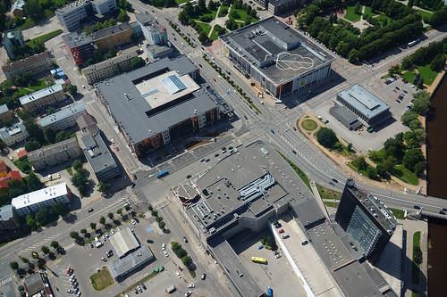 europe estonia aerialview special eesti tartu estland photoimage kvartal sooc sonyalpha tartumaa sonyα geosetter beenwaiting geotaggedphoto nex7 фотоfoto year2016 selp18105g gpscalculator riia2