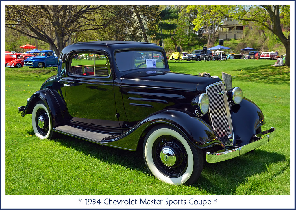 1934 Chevrolet Master Sports Coupe | The May 3, 2015 Show & … | Flickr