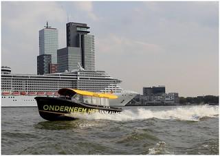 MSC Splendida Maiden-call Port of Rotterdam 2 may 2015 ...