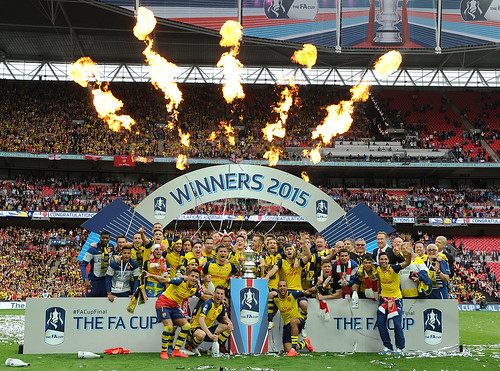 Arsenal Football Club FA Cup Winners | by Stuart MacFarlane