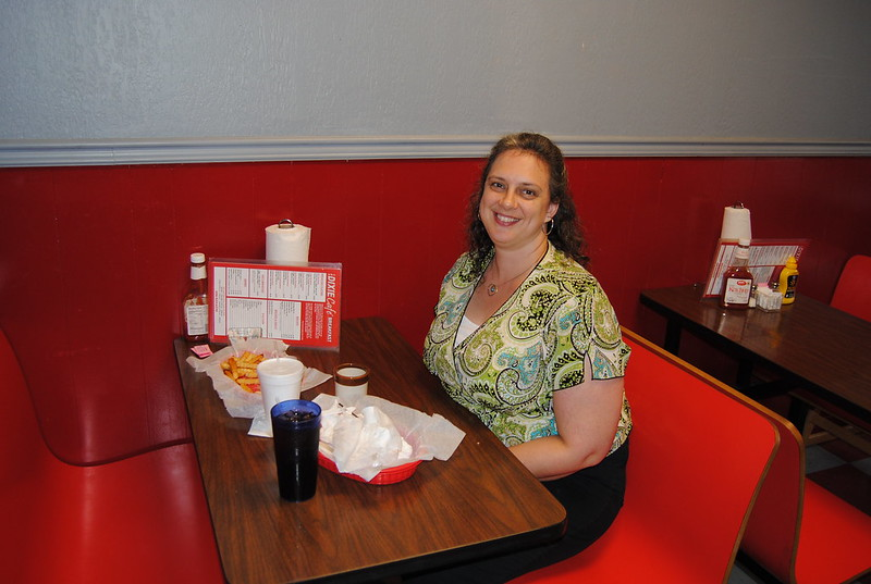 Dixie Cafe, Corbin, Kentucky