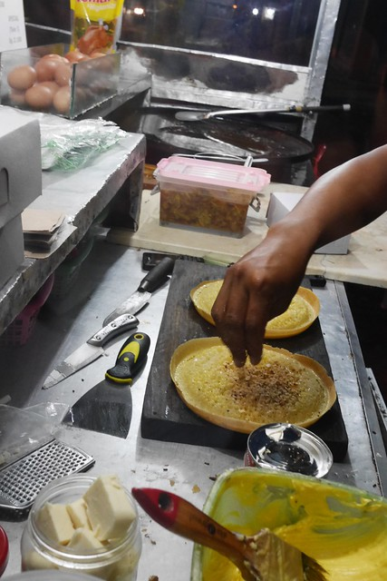 金, 2016-05-20 04:26 - Teram Bulan(パンケーキ)屋
