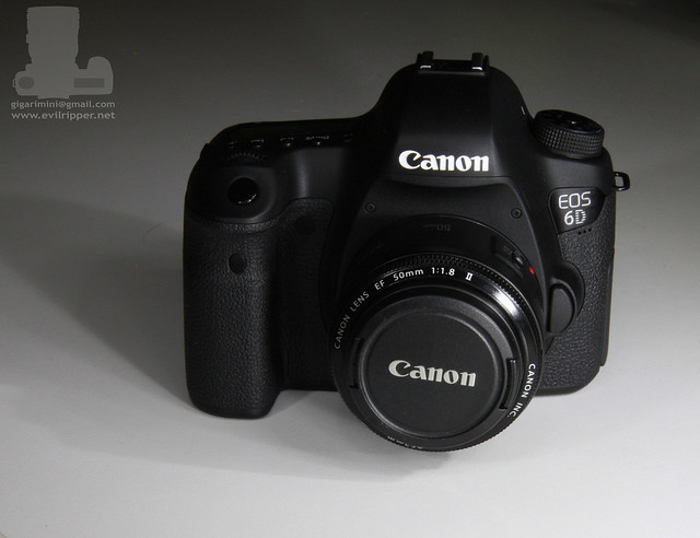 Canon 6d from Canon 450d
