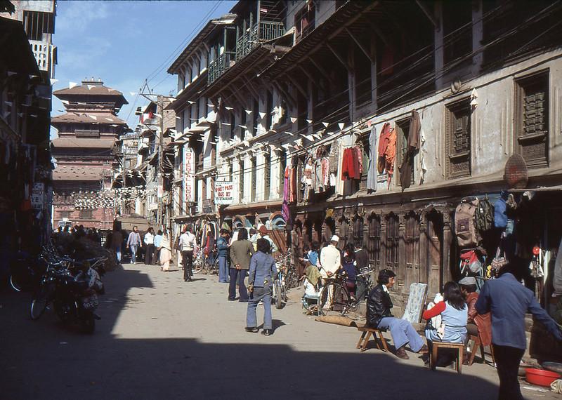 1978 Kathmandu Freak Street