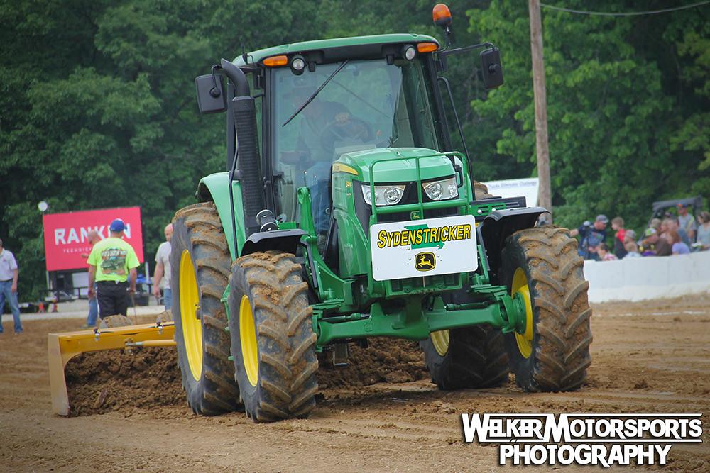 Missouri Invitational Truck & Tractor Pull featuring Pro-S