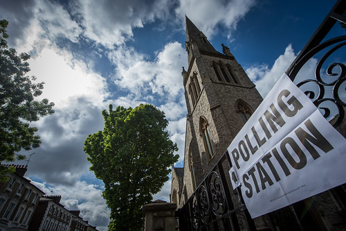 General Election, Polling Stations | by Catholic Church (England and Wales)