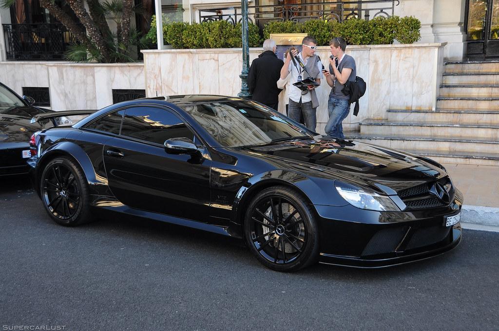 Mercedes Sl65 Amg Black Series Www Youtube Com Supercarlus