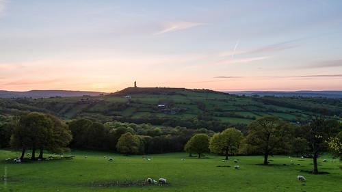 countryside photograph castlehill victoriatower scheduledmonument