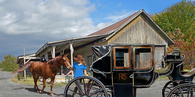 Carriage Barn - Composite Picture