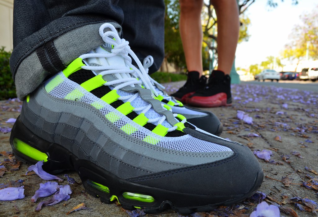 2012 Nike Neon Air Max 95 OG | Miguel Barajas | Flickr