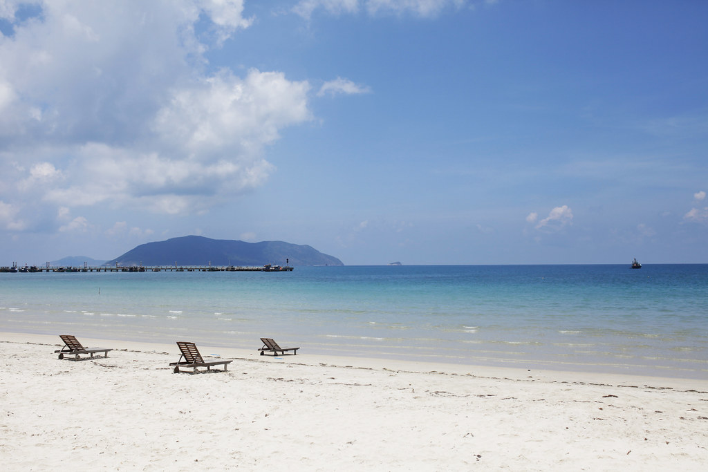 Can Dao beach  Ho Chi Minh City
